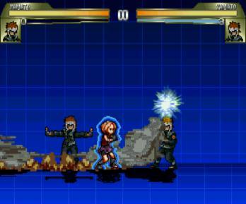 Игра Наруто M.U.G.E.N [PC]